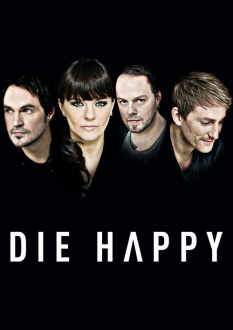 DIE HAPPY, 17.10.2018, Ludwigsburg, 25th Anniversary Acoustic - Tour 2018